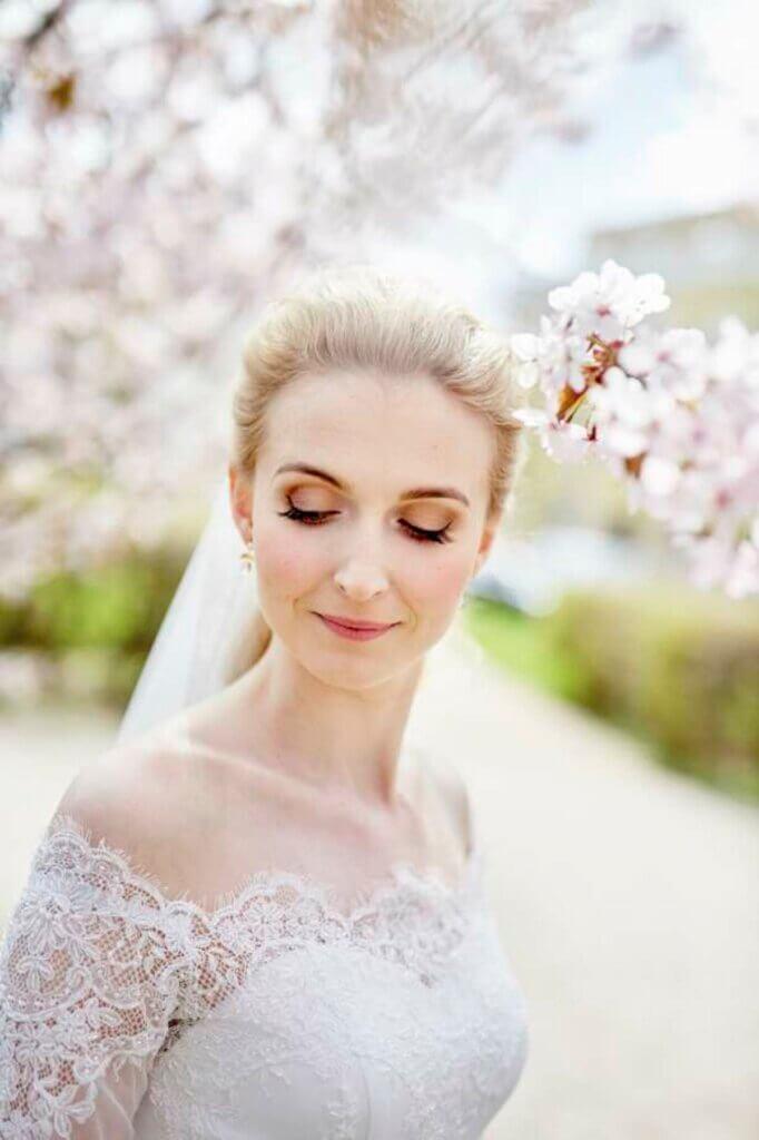 bästa brudmakeupen:Brudsminket skonhetssnack.se
